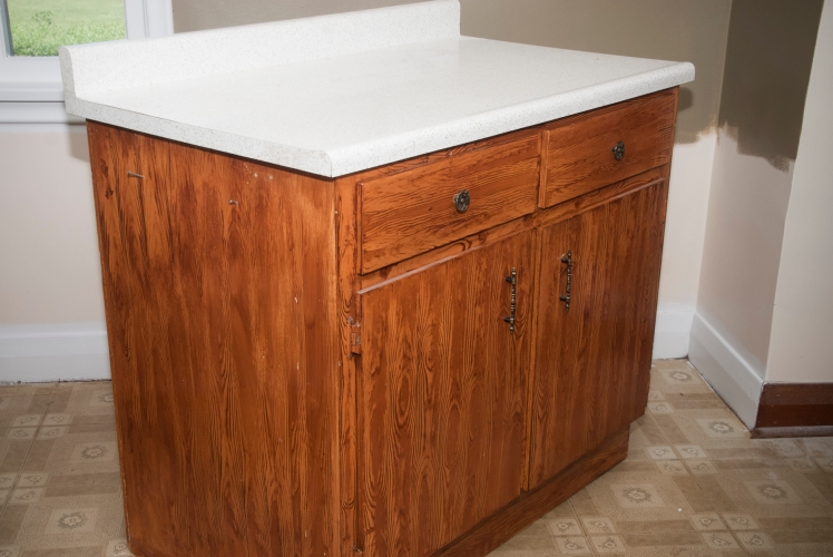 plywood cupboards